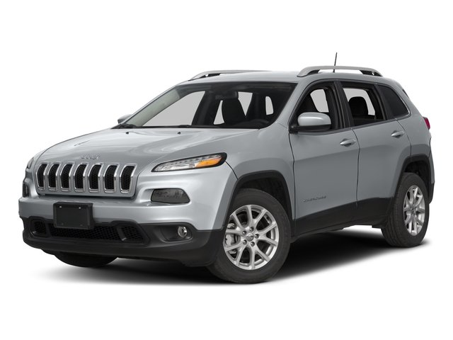 Pre-Owned 2016 Jeep Cherokee FWD 4dr Latitude Front Wheel Drive SUV