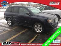 Certified Used 2014 Jeep Compass Latitude 4x4 SUV in Toledo