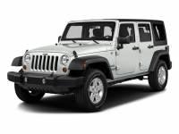 2016 Jeep Wrangler Unlimited Rubicon 4x4 SUV