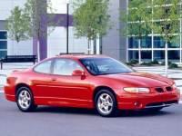 1999 Pontiac Grand Prix GT Coupe Front-wheel Drive