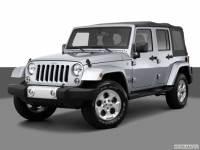 2015 Jeep Wrangler Unlimited Sahara 4x4 SUV 4x4