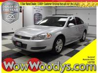2014 Chevrolet Impala Limited LT Fleet 4dr Sedan