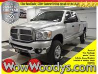 2008 Dodge Ram Pickup 3500 Laramie 4dr Mega Cab 4x4 SB