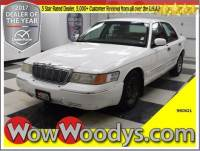 1999 Mercury Grand Marquis GS 4dr Sedan