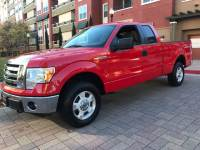 2011 Ford F-150 4x4 XLT 4dr SuperCab Styleside 6.5 ft. SB