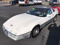 1986 Chevrolet Corvette 2dr Hatchback