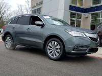 Certified Pre-Owned 2014 Acura MDX SH-AWD with Technology Package in Little Rock, AR