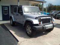 2009 Jeep Wrangler Unlimited 4x4 Sahara 4dr SUV