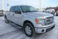 2013 Ford F-150 XLT 4x4 4dr SuperCrew Styleside 6.5 ft. SB