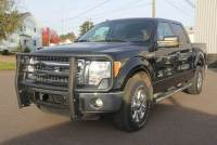 2013 Ford F-150 4x4 XLT 4dr SuperCrew Styleside 6.5 ft. SB