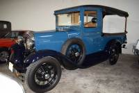 1930 Ford Model A Canopy Truck