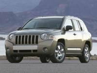 Pre-Owned 2007 Jeep Compass Limited FWD 4D Sport Utility