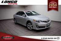 Certified Used 2013 Toyota Camry I4 Automatic SE in El Monte