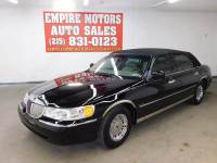 2000 Lincoln Town Car Cartier L 4dr Sedan