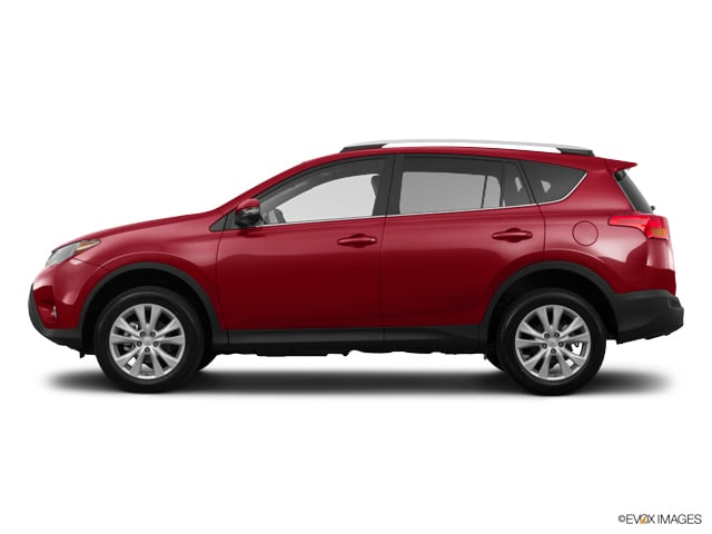 Used 2015 Toyota RAV4 Limited For Sale in Wallingford CT | Get a Quote!