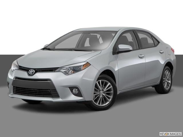 2015 Toyota Corolla LE Plus Sedan