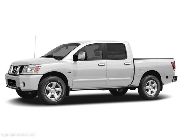 Photo Used 2004 Nissan Titan For Sale  Stockton CA