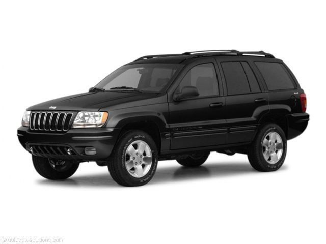 Photo Used 2002 Jeep Grand Cherokee Limited Limited 4WD For Sale Near Anderson, Greenville, Seneca SC