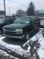 2001 Chevrolet Tahoe LS 4WD 4dr SUV
