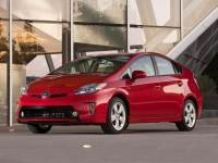 2015 Toyota Prius Four Hatchback Front-wheel Drive