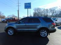 2011 Ford Explorer Limited 4-Door AWD