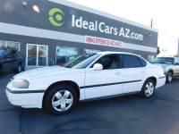 2000 Chevrolet Impala 4dr Sedan
