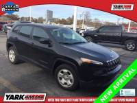 Certified Used 2016 Jeep Cherokee Sport FWD SUV in Toledo