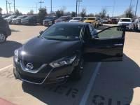 2016 Nissan Maxima 3.5 SV Sedan For Sale in Burleson, TX