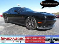 2016 Dodge Challenger R/T Scat Pack Coupe