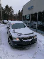 2008 BMW 5 Series AWD 528xi 4dr Sedan Luxury