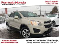 Pre-Owned 2014 Chevrolet Trax $100 PETROCAN CARD YEAR END SPECIAL! AWD