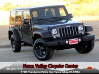 2017 Jeep Wrangler Unlimited Sport 4X4 SUV on SALE NOW