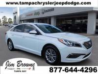 2015 Hyundai Sonata SE Sedan in Tampa