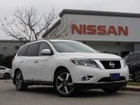 Certified Pre-Owned 2014 Nissan Pathfinder Platinum SUV For Sale Austin, Texas