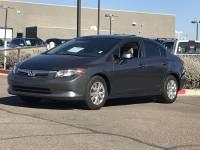 Used 2012 Honda Civic LX For Sale in Peoria, AZ   Serving Phoenix   2HGFB2F5XCH611710