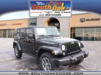 2016 Jeep Wrangler Unlimited Rubicon 4x4 SUV | Matteson
