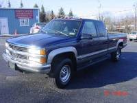 1998 Chevrolet C/K 2500 Series 2dr K2500 Silverado 4WD Extended Cab SB HD