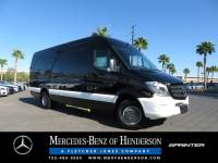 Sprinter van used for sale 3500 for sale for Mercedes benz of henderson staff