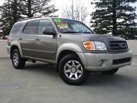 2003 Toyota Sequoia SR5 4WD 4dr SUV