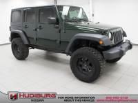 Used 2010 Jeep Wrangler Unlimited Sport RHD For Sale Oklahoma City OK