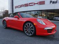 Certified Pre-Owned 2014 Porsche 911 Carrera S With Navigation