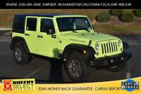 2016 Jeep Wrangler Unlimited Unlimited Rubicon SUV V-6 cyl
