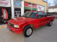 1997 GMC Sonoma 2dr SLE 4WD Extended Cab SB