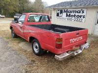 1989 Toyota Pickup 2dr Deluxe Standard Cab SB