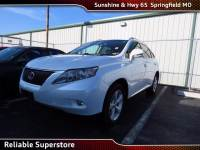 2012 LEXUS RX 350 SUV AWD For Sale in Springfield Missouri
