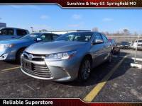 2017 Toyota Camry Sedan FWD For Sale in Springfield Missouri