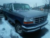 1994 Ford F-150 2dr XLT 4WD Extended Cab SB
