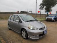 Used 2008 Honda Fit Sport Hatchback FWD For Sale in Houston