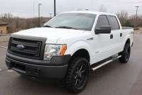 2013 Ford F-150 4x4 XL 4dr SuperCrew Styleside 5.5 ft. SB
