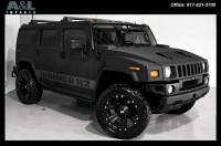 2009 HUMMER H2 4x4 Luxury 4dr SUV